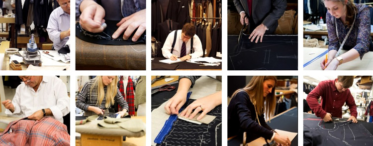Huntsman & Sons -  Bespoke craftsmanship from the heart of Savile Row