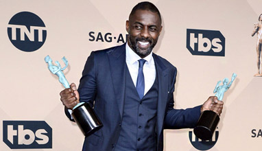 Happy Birthday Celebrities: Idris Elba