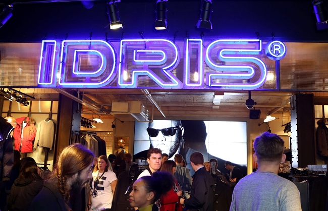 Idris has arrived: the premium menswear collection Autumn/Winter 2015