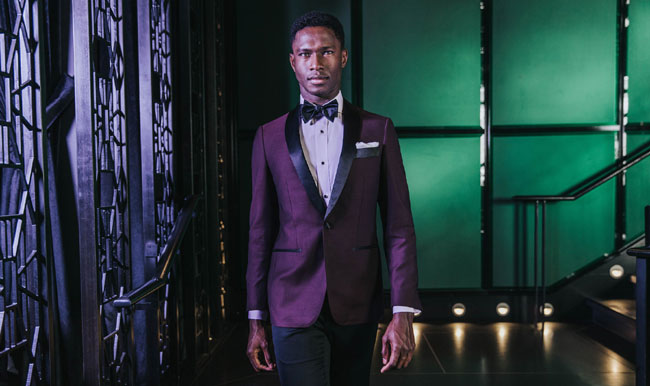 What to wear at the holiday party: Indochino