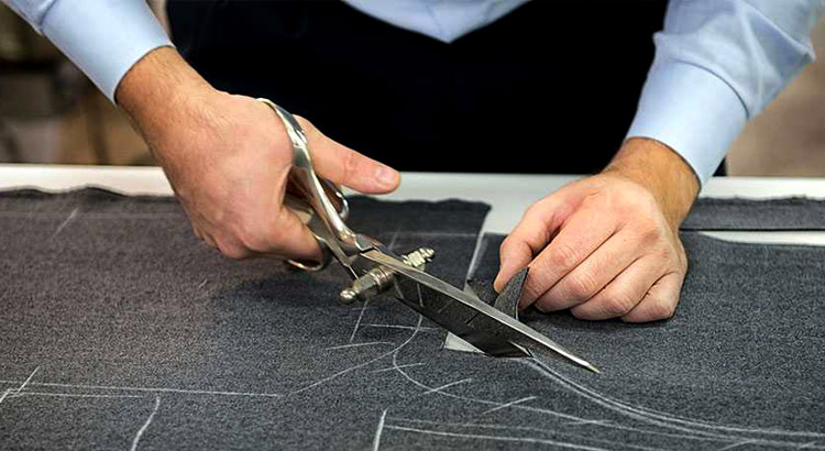 Introduction to Tailoring Short Course from London College of Fashion