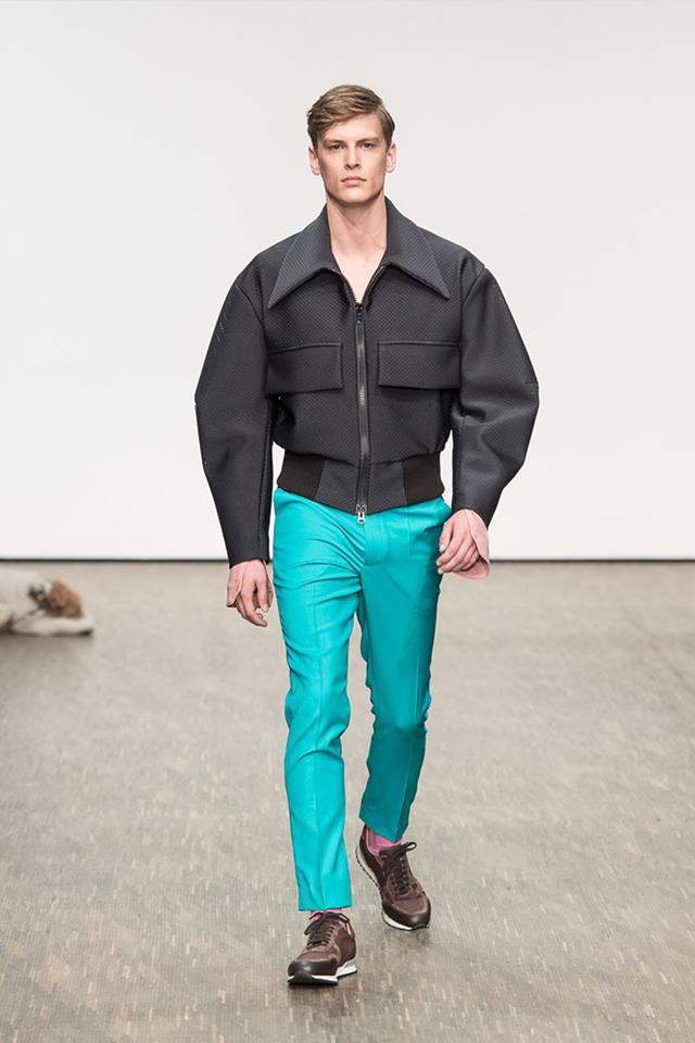Мъжка мода за Пролет-Лято 2017 от IVANMAN