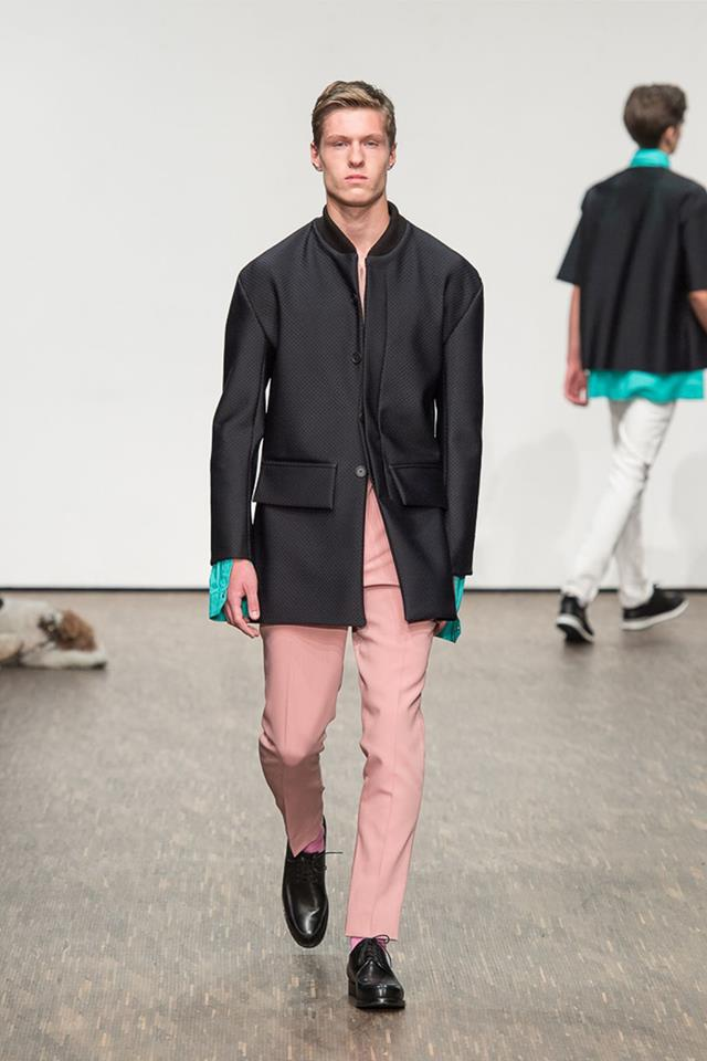 IVANMAN Spring-Summer 2017 collection at MBFW Berlin