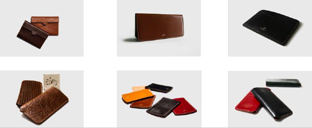 Bags, leather goods and accessories by South-Korean brand JE.F