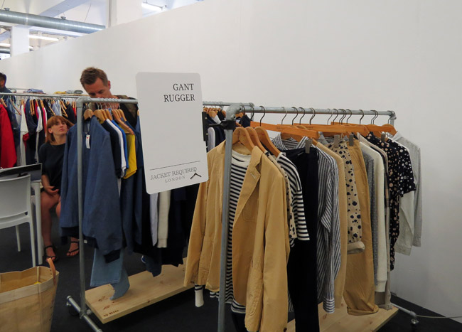 Jacket Required - Spring-Summer 2017 collections