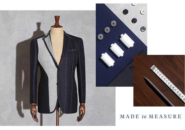 6 reasons to choose a Jaeger made-to-measure suit
