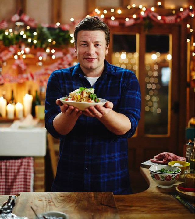 Most Stylish Men 2016 nominees: Jamie Oliver