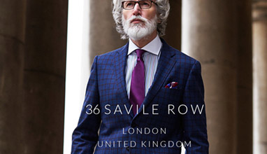 Savile Row tailors: Jeff Banks
