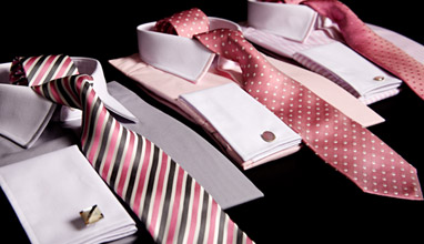 British bespoke shirts from Jermyn Street