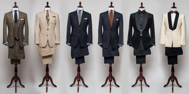 Custom suits by John the Tailor