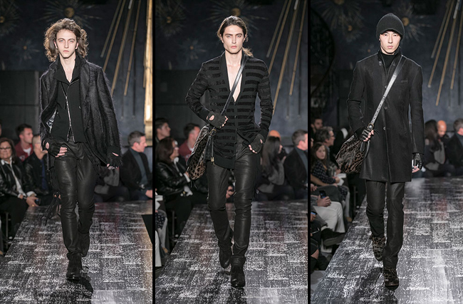 John Varvatos Fall/Winter 2017-2018 collection