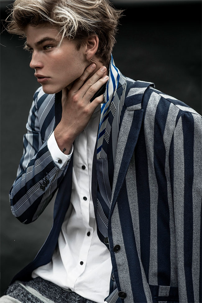 Model of 2016: Jordan Barrett