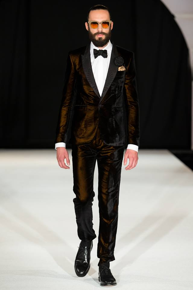 Joshua Kane Spring-Summer 2017 men's suit collection