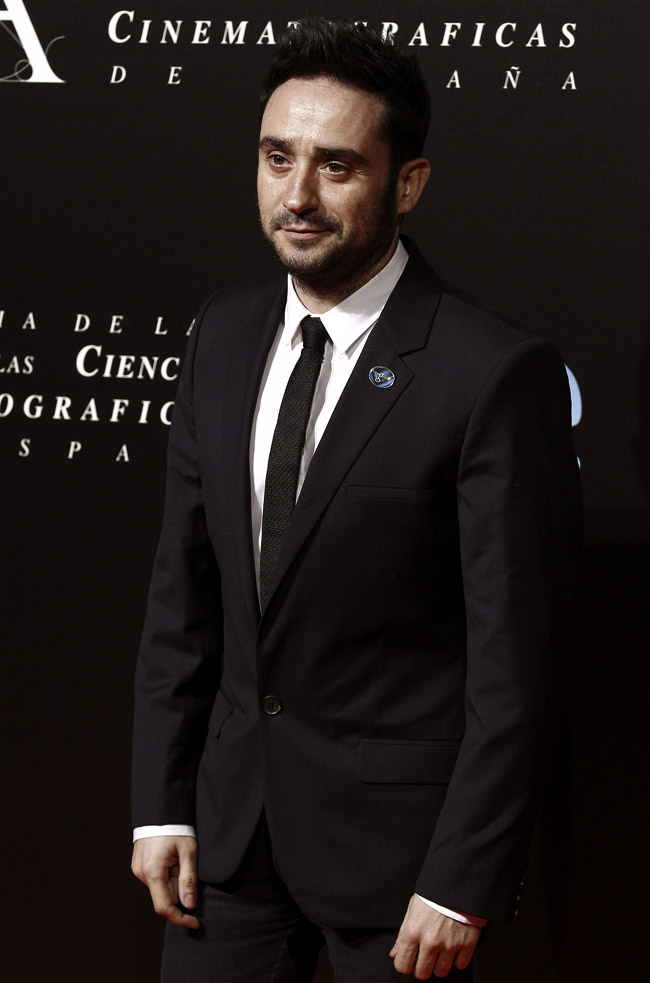 Juan Antonio Bayona is the winner in Most Stylish Men January 2016 - Category Business