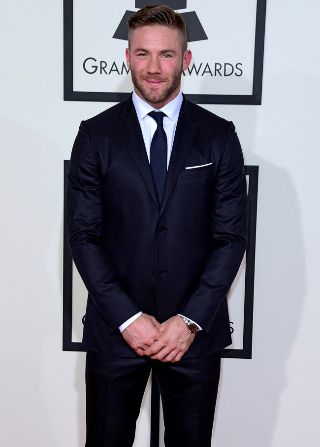 Julian Edelman is the winner in Most Stylish Men January 2016 - Category Sport