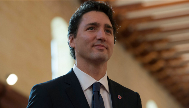 Justin Trudeau is the winner in Most Stylish Men February 2016 - Category Politics