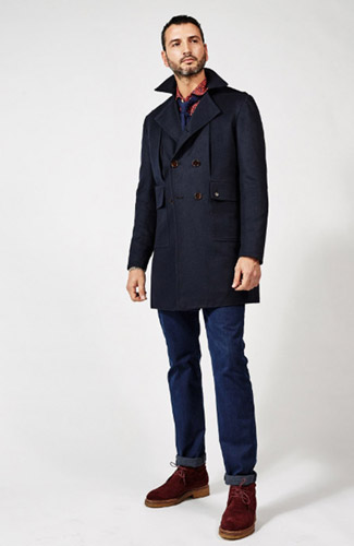 KITON Fall/Winter 2016 collection - the three piece suits