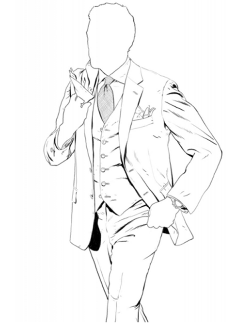 How to wear a suit - The Luciano Barbera's story for the suit