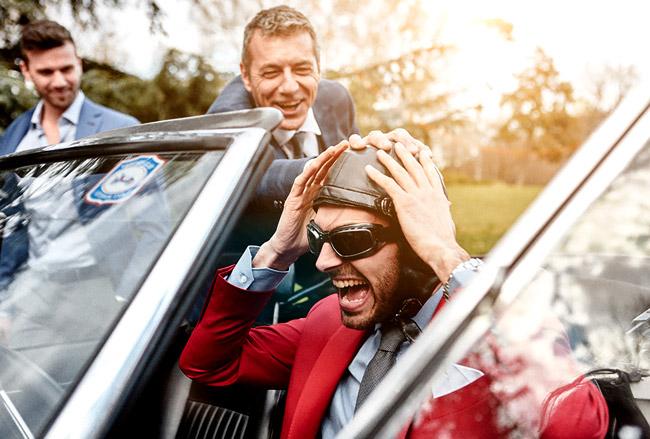 Lanieri for Spring-Summer 2016 - Leisure Gasolina and Primavera Tourist