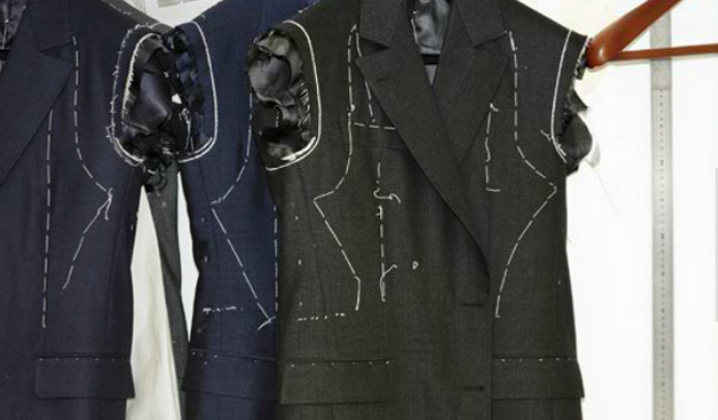 Savile Row tailors: LANVIN