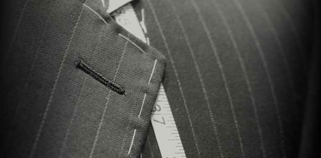Handcrafted suits in Vienna by Levinson Bespoke