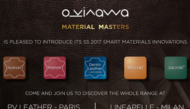 Smart materials for better fashion & accessories