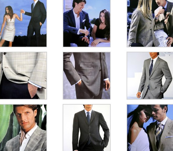Custom men's suits from Dallas by Lombardo Custom Apparel