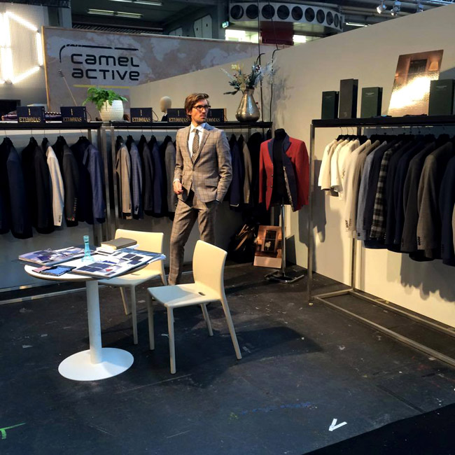 Men's Fashion Cluster at MODEFABRIEK Amsterdam January 2016