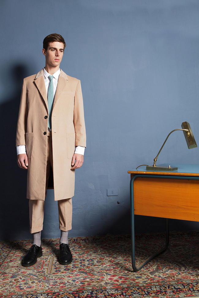 Matteo Lamandini Fall/Winter 2016 collection