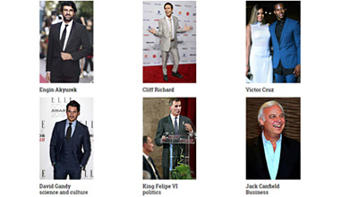 BGFN Readers' Most Stylish Men September 2016 are announced
