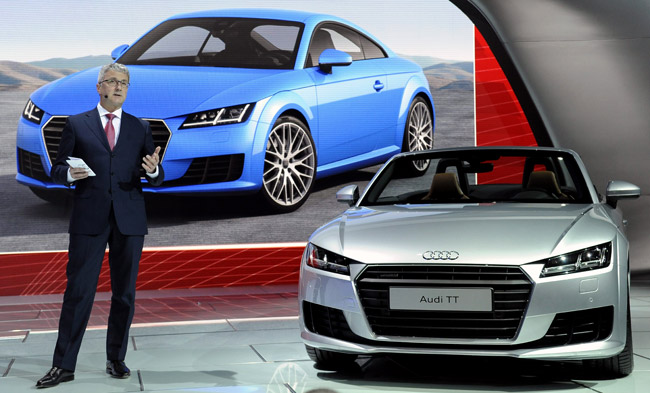 Most Stylish Men 2016 nominees: Audi CEO Rupert Stadler