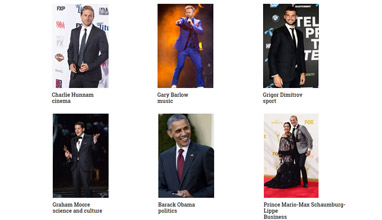 BGFN Readers' Most Stylish Men April 2016 are announced