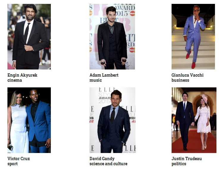 BGFN Readers' Most Stylish Men August 2016 are announced