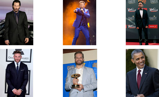BGFN Readers' Most Stylish Men January 2016 are announced