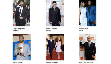 BGFN Readers' Most Stylish Men July 2016 are announced