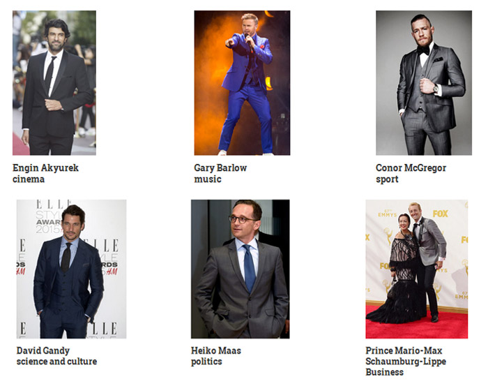 BGFN Readers' Most Stylish Men May 2016 are announced