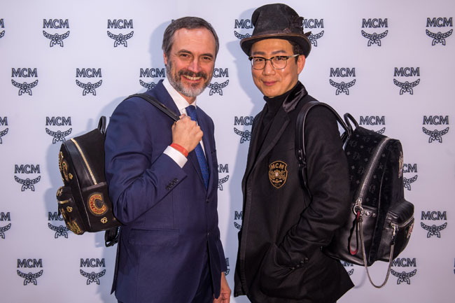 MCM celebrates its 40th Anniversary with a glittering evening in Munich