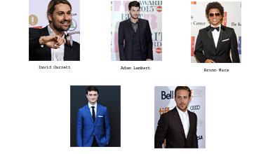 BGFN Readers' Most Stylish Men February 2017 are announced