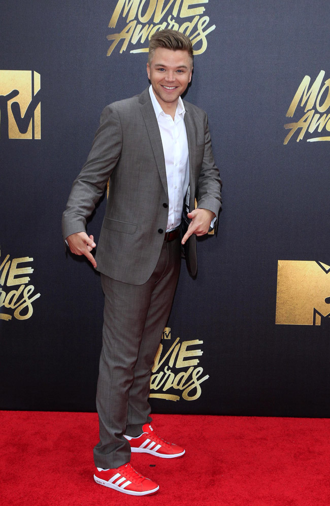 Best dressed men at MTV Movie Awards 2016