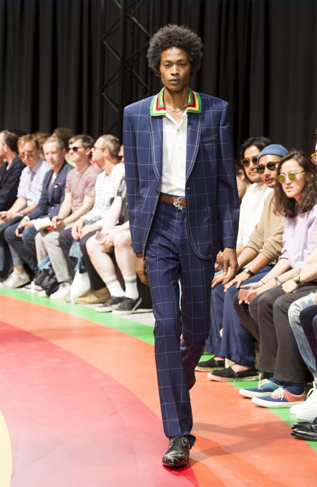 Suit's trends for Spring/Summer 2017