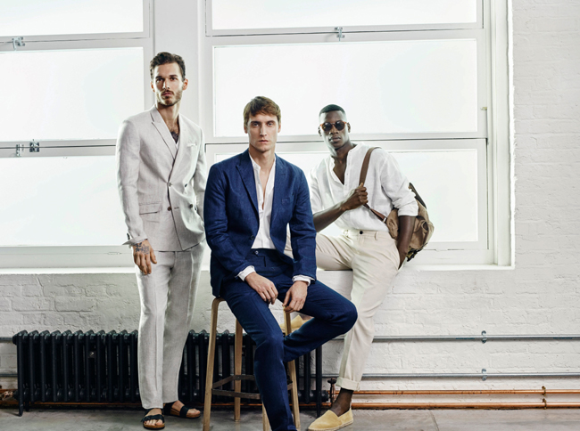 Mango Man Essentials for Spring 2016