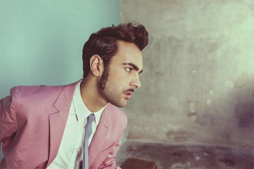 Marco Mengoni is the winner in Most Stylish Men February 2016 - Category Music