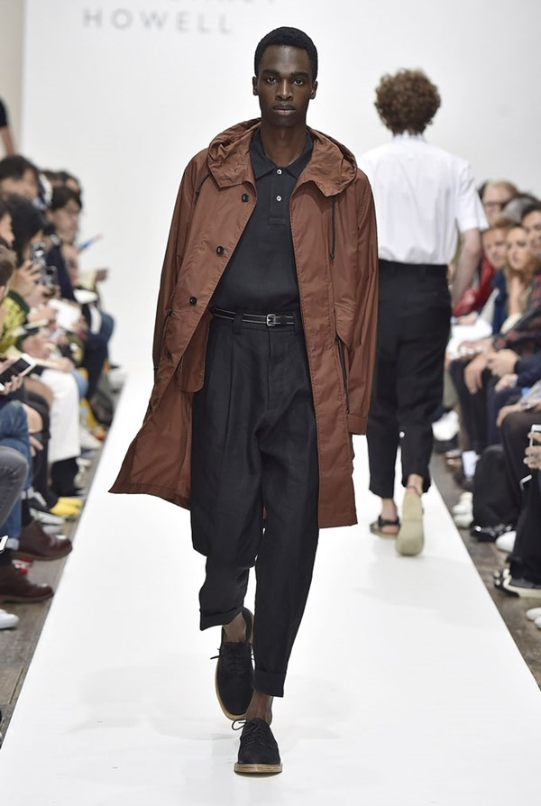 Margaret Howell Spring-Summer 2017 collection at London Collections: Men