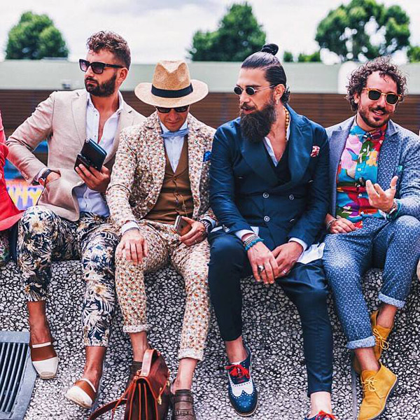 Marian Manciu: With a stylish outfit, a man makes a good impression