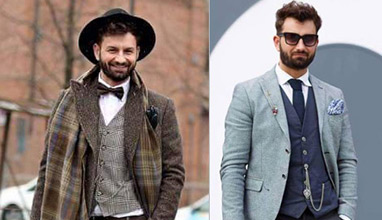Marian Manciu: With a stylish outfit, a man makes a good impression