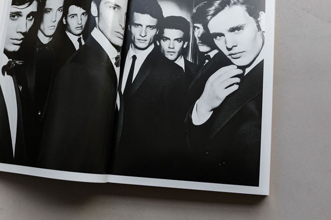 Mario Testino releases Sir - allure of men