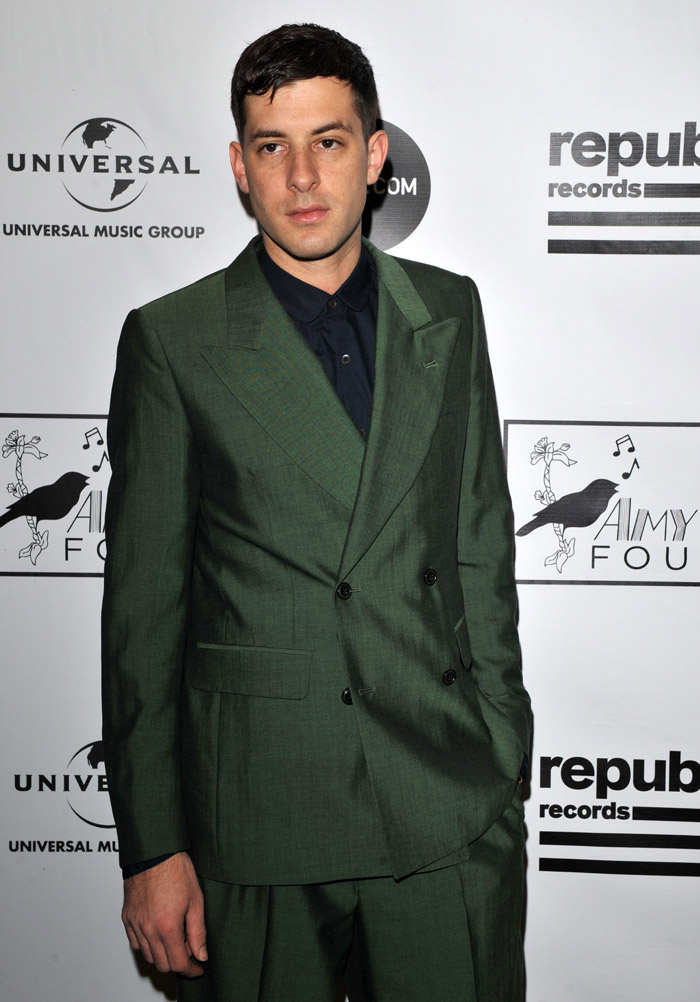 Happy Birthday Celebrities: Mark Ronson