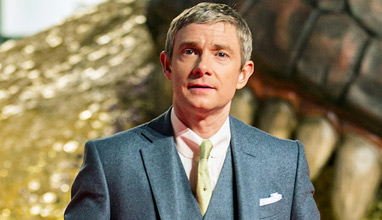 Happy Birthday Celebrities: Martin Freeman