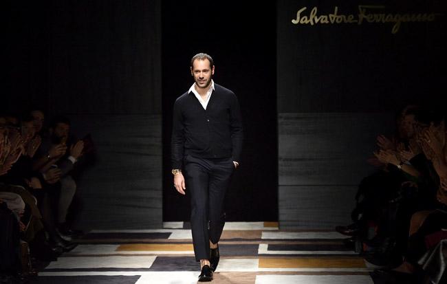 Massimiliano Giornetti said Goodbye to Salvatore Ferragamo