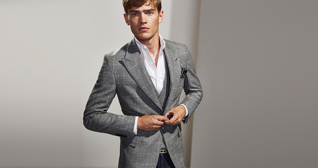 Personal tailring by Massimo Dutti